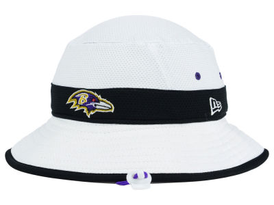Baltimore Ravens NFL 2015 Training Camp Official Bucket Hats