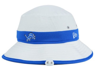 Detroit Lions NFL 2015 Training Camp Official Bucket Hats