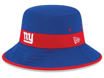 New York Giants NFL 2015 Training Camp Reverse Bucket Hats