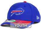 Buffalo Bills New Era NFL 2015 Kids On Field 39THIRTY Cap Stretch Fitted Hats