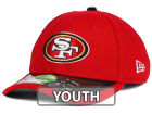 San Francisco 49ers New Era NFL 2015 Kids On Field 39THIRTY Cap Stretch Fitted Hats