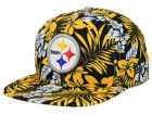Pittsburgh Steelers New Era NFL Wowie 9FIFTY Snapback Cap Adjustable Hats