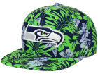 Seattle Seahawks New Era NFL Wowie 9FIFTY Snapback Cap Adjustable Hats