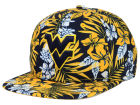West Virginia Mountaineers New Era NCAA Wowie 9FIFTY Snapback Cap Adjustable Hats