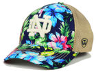 Notre Dame Fighting Irish Top of the World NCAA Shore Stretch Cap Stretch Fitted Hats