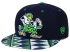 Notre Dame Fighting Irish Top of the World NCAA Tribe Snapback Cap Adjustable Hats