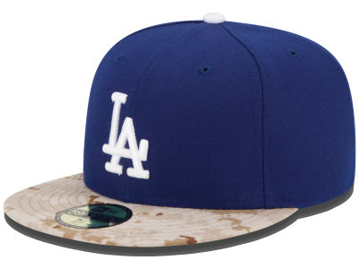 Los Angeles Dodgers MLB 2015 Memorial Day Stars and Stripes 59FIFTY Cap Hats