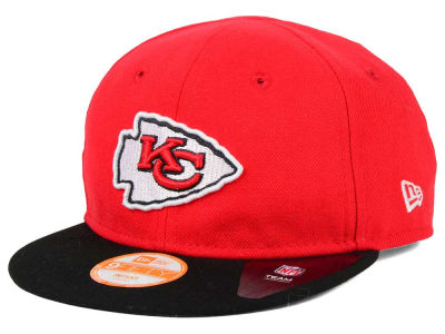d8af0244356 Kansas City Chiefs New Era NFL Infant My 1st 9FIFTY Snapback Cap ...