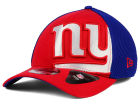 New York Giants New Era NFL Logo Blimp 39THIRTY Cap Stretch Fitted Hats