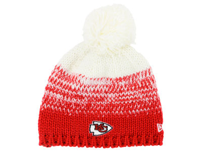Kansas City Chiefs NFL Women's Polar Dust Knit Hats
