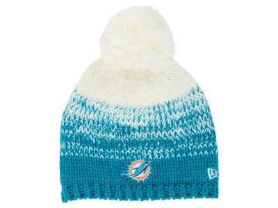 Miami Dolphins NFL Women's Polar Dust Knit Hats