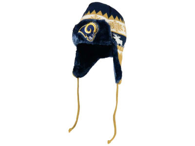Los Angeles Rams NFL Moose Trapper Knit Hats
