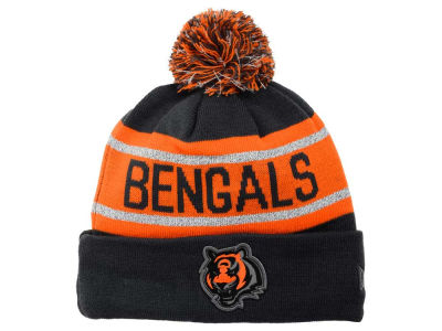 Cincinnati Bengals NFL Biggest Fan Reflective Knit Hats