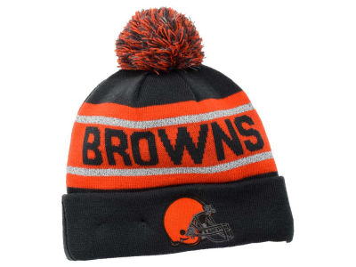 Cleveland Browns NFL Biggest Fan Reflective Knit Hats