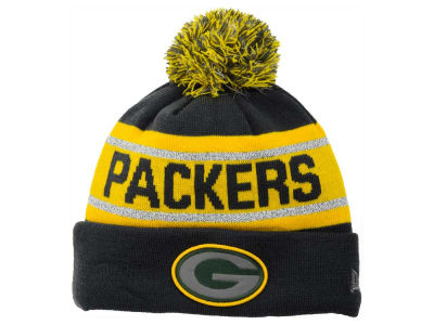 Green Bay Packers NFL Biggest Fan Reflective Knit Hats