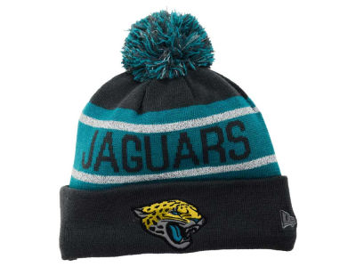 Jacksonville Jaguars NFL Biggest Fan Reflective Knit Hats