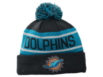 Miami Dolphins NFL Biggest Fan Reflective Knit Hats