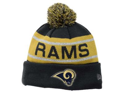 Los Angeles Rams NFL Biggest Fan Reflective Knit Hats