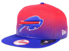 Buffalo Bills New Era NFL Line Fade 9FIFTY Snapback Cap Adjustable Hats
