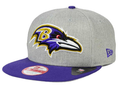 Baltimore Ravens NFL Logo Grand 9FIFTY Snapback Cap Hats