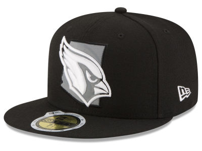 Arizona Cardinals NFL State Flective Redux 59FIFTY Cap Hats