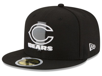 Chicago Bears NFL State Flective Redux 59FIFTY Cap Hats