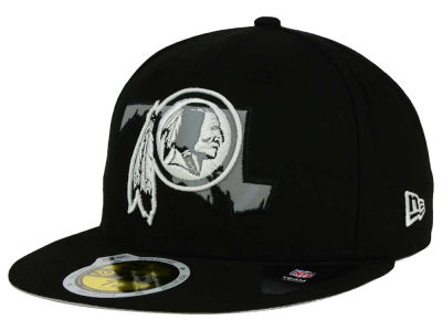 Washington Redskins NFL State Flective Redux 59FIFTY Cap Hats