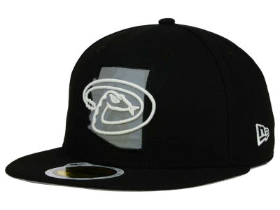 Arizona Diamondbacks MLB State Reflective Redux 59FIFTY Cap Hats