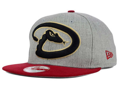 Arizona Diamondbacks MLB Logo Grand 9FIFTY Snapback Cap Hats