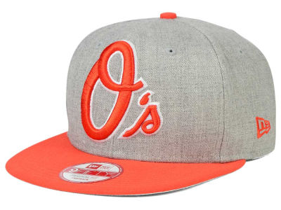 Baltimore Orioles MLB Logo Grand 9FIFTY Snapback Cap Hats