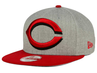 Cincinnati Reds MLB Logo Grand 9FIFTY Snapback Cap Hats