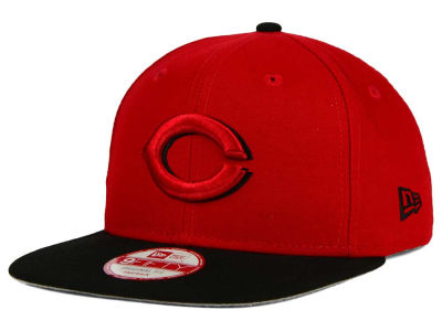 Cincinnati Reds MLB Shadow Slice 9FIFTY Snapback Cap Hats