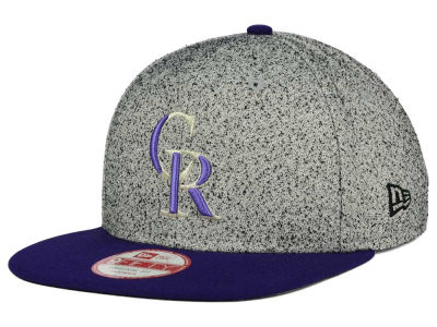 Colorado Rockies MLB Spec 9FIFTY Snapback Cap Hats