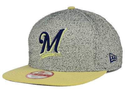 Milwaukee Brewers MLB Spec 9FIFTY Snapback Cap Hats