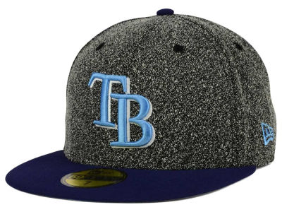 Tampa Bay Rays MLB Spec 59FIFTY Cap Hats