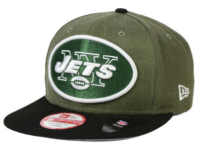 New York Jets NFL Logo Grand 9FIFTY Snapback Cap Hats