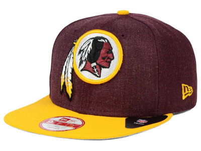 Washington Redskins NFL Logo Grand 9FIFTY Snapback Cap Hats