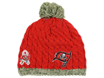 Tampa Bay Buccaneers NFL 2015 Women's Salute to Service Knit Hats