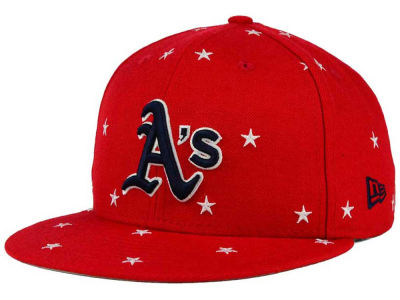 Oakland Athletics MLB All Stars 59FIFTY Cap Hats