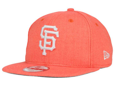 San Francisco Giants MLB Heather C-Dub 9FIFTY Snapback Cap Hats