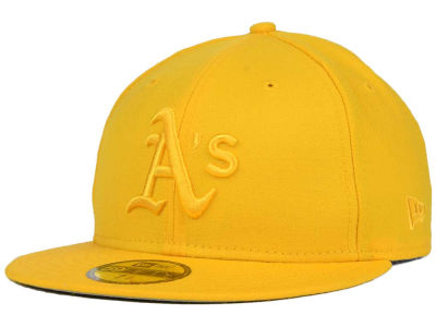 Oakland Athletics MLB Ton-Wool 59FIFTY Cap Hats