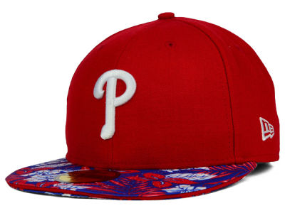 Philadelphia Phillies MLB Wowie 59FIFTY Cap Hats