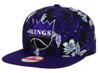 Sacramento Kings New Era NBA HWC Wowie 9FIFTY Snapback Cap Adjustable Hats