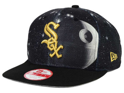 Chicago White Sox Death Star  SW x MLB 9FIFTY Original Fit Snapback Cap Hats
