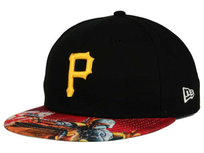 Pittsburgh Pirates MLB x Star Wars Viza Print 59FIFTY Cap Hats