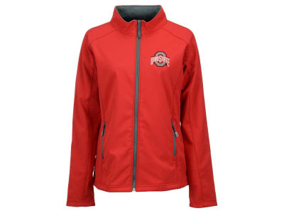 J America NCAA Womens Softshell Jacket