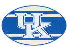 Kentucky Wildcats 5x7 Super Stripe Decal Bumper Stickers & Decals