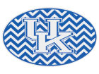 Kentucky Wildcats 5x7 Chevron Decal Bumper Stickers & Decals
