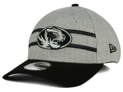 Missouri Tigers NCAA Gridiron 39THIRTY Cap Hats