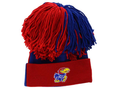 Kansas Jayhawks NCAA Two Sider Knit Hats